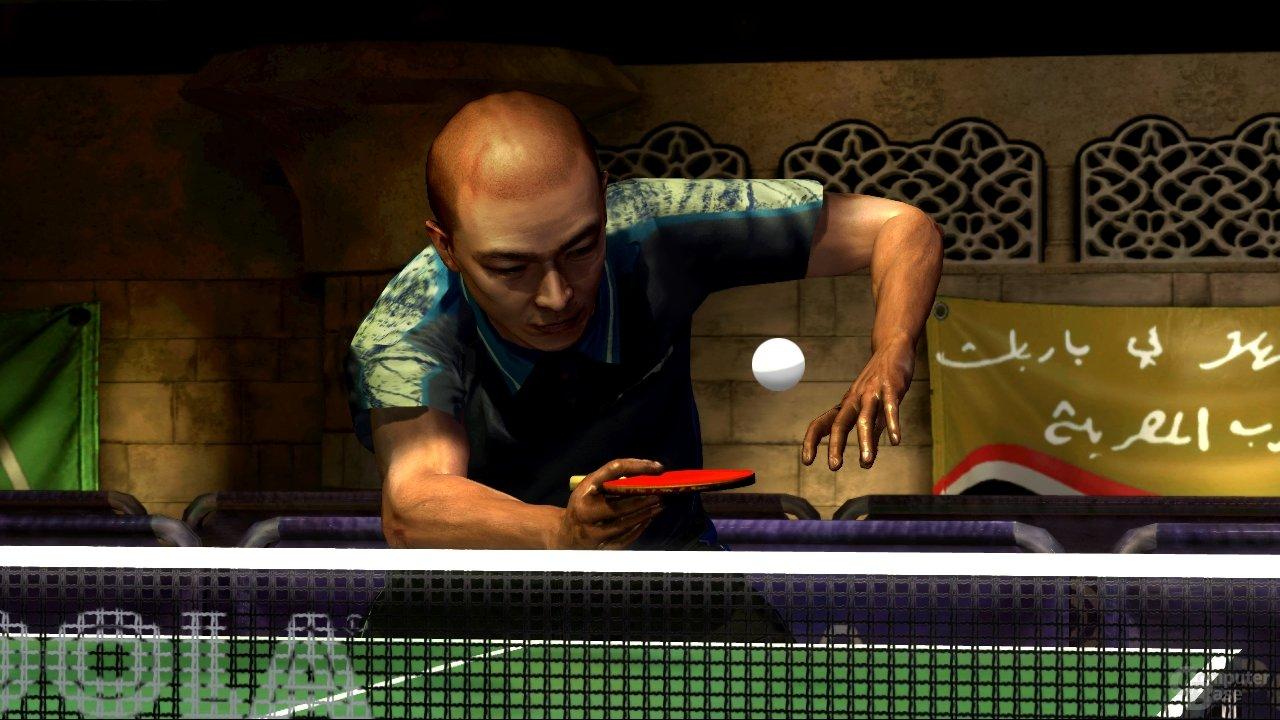 Tischtennis von Rockstar Games