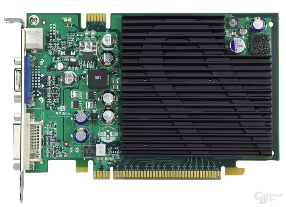 GeForce 7600 GS