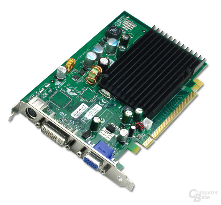 GeForce 7300 LE