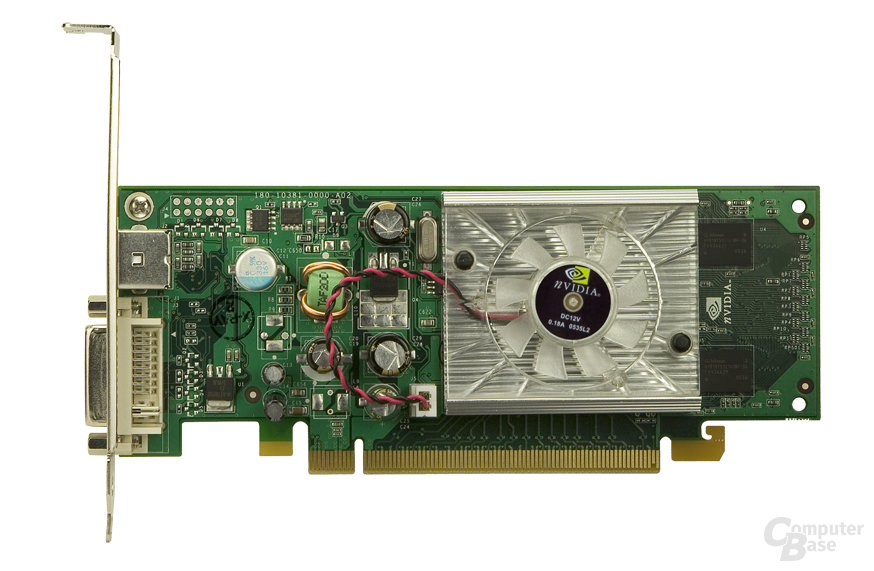 GeForce 7300 LE Low Profile