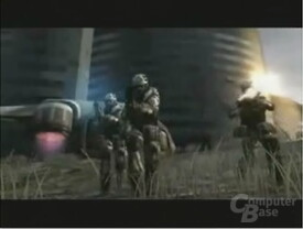 Trailer zu Battlefield 2142