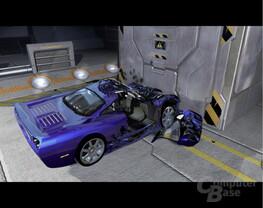 Crash erstellt mit XNA