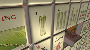 Pocket-Jongg in der mit XNA umgewandelten Form