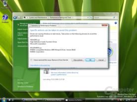 Windows Vista Systemsteuerung Build 5342