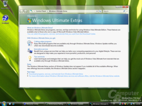 Windows Vista Ultimate Features Build 5342