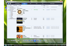 Windows Media Player 11 Build 5342