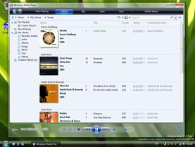 Windows Media Player 11 Build 5342