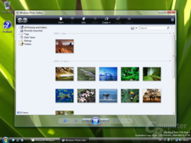 Windows Photo Gallery Build 5342