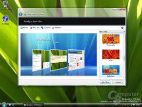 Windows Vista DVD Maker Build 5342