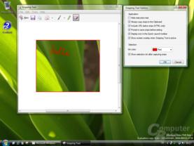 Windows Vista Snipping Tool Build 5342