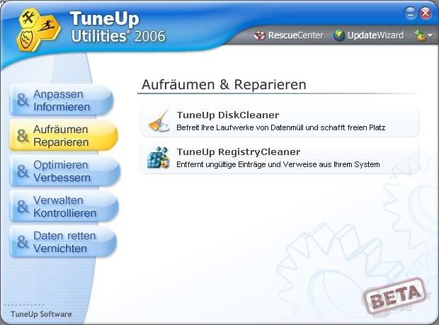 TuneUp 2006 Beta_2