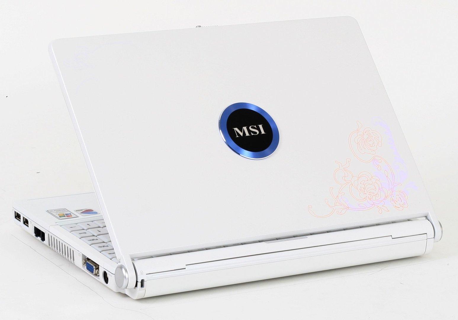 MSI Megabook S262