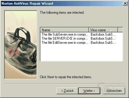 Repair Wizard