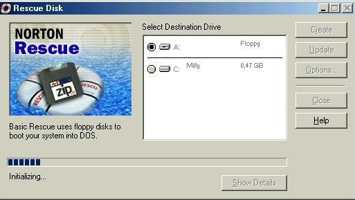 Symantec Norton Antivirus 2001 im Test: Unverzichtbarer Virenschutz für den PC?