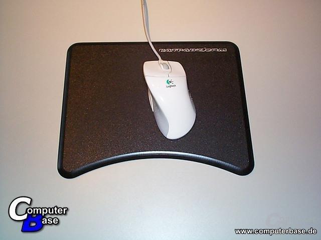 Ratpad mit Maus 2