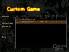 Praxis-Einsatz Half-Life 1