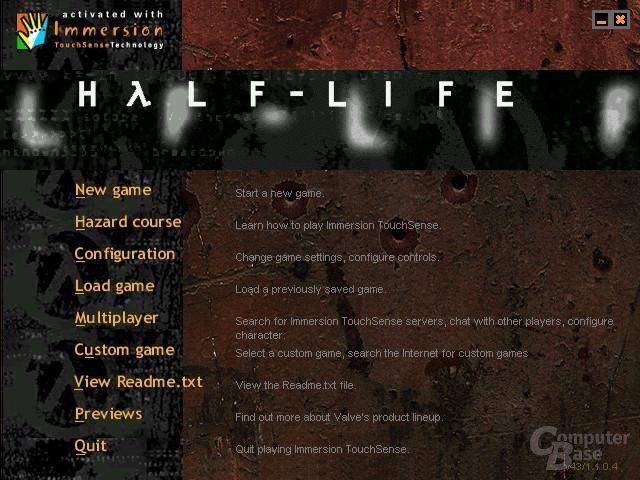 Praxis-Einsatz Half-Life 2