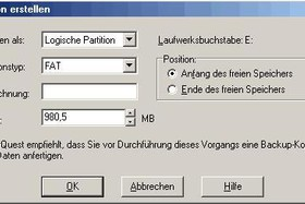 PowerQuest Partition Magic 6
