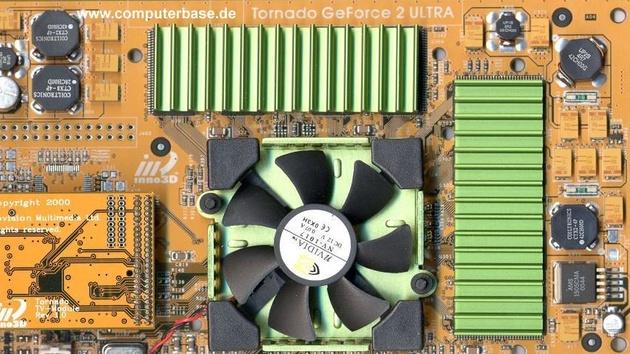 Inno3D Tornado GeForce 2 Ultra im Test: Preisverfall der GeForce 2