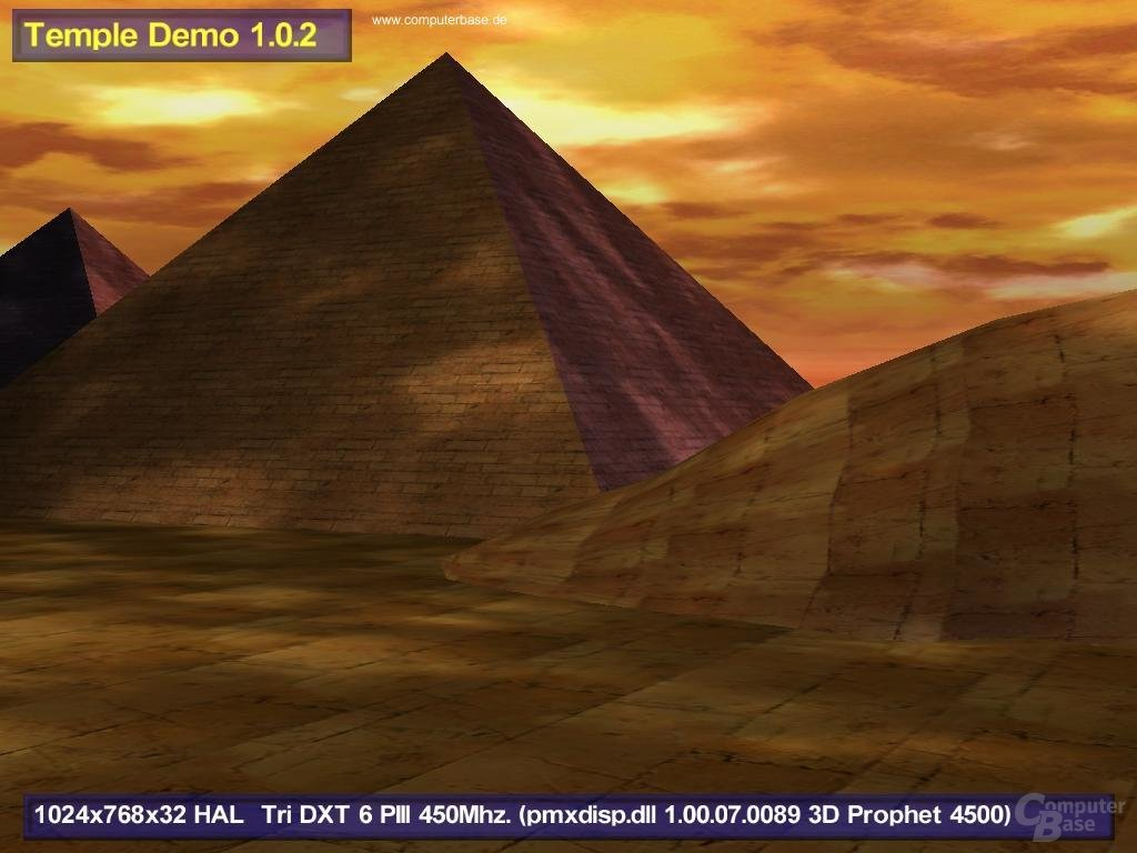 Temple Demo
