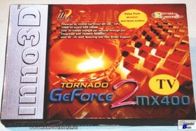 Inno3d geforce2 mx400