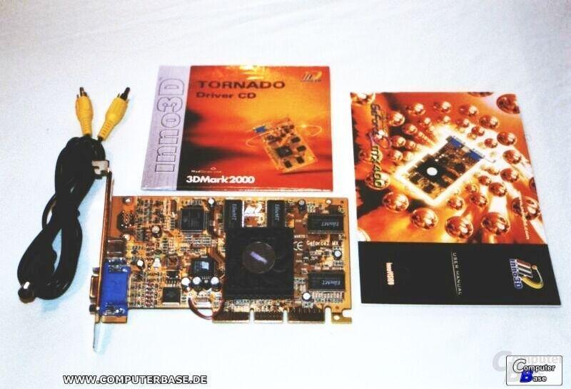 Inno3D Tornado GeForce2 MX400
