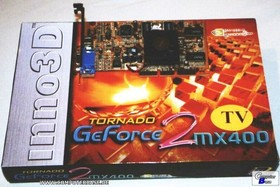Inno3D Tornado GeForce2 MX400