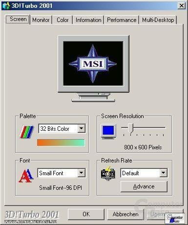 MSI StarForce 826