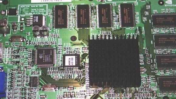MSI StarForce 826 im Test: GeForce2MX 400 im Vergleich zu Inno3D