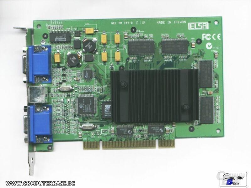 ELSA Gladiac 511 PCI