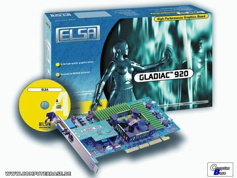 ELSA Gladiac 920