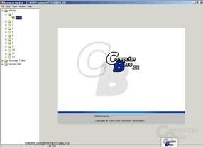 Windows 2000 Bootlogo verändern
