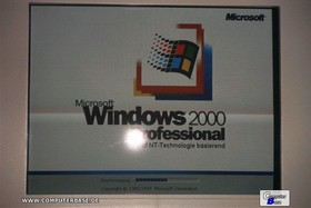 Windows 2000 Bootlogo verändern