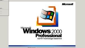 Windows 2000: So lässt sich das Bootlogo verändern