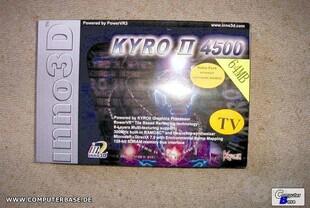 Zwei Kyro2 Karten im Duell