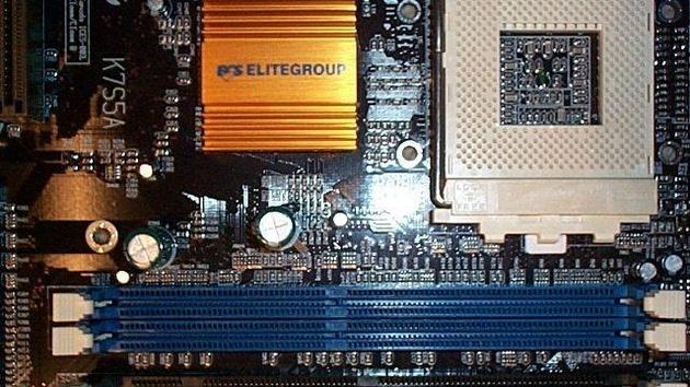 ECS Elitegroup K7S5A im Test: Das taugt der günstige SiS735