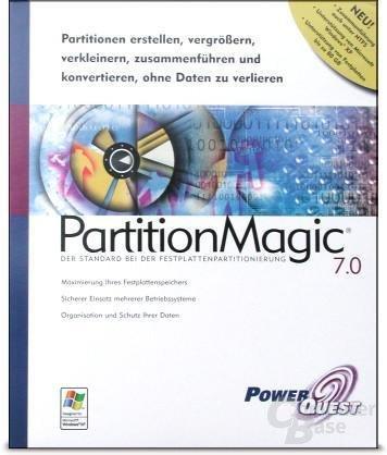 PowerQuest Partition Magic 7.0