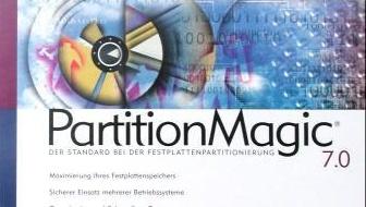 PowerQuest Partition Magic 7.0 im Test: Festplatten unter Windows im Griff
