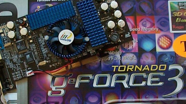 Inno3D Tornado GeForce3 Ti200 im Test: Was leistet der kleine Bruder der GeForce 3?
