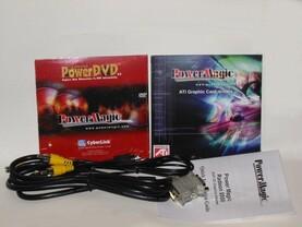 Die mitgelieferten Kabel, Software und Adapter