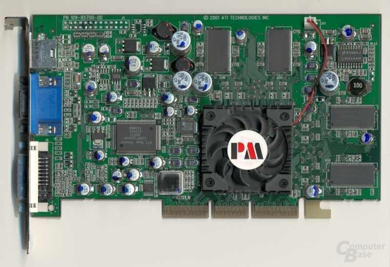 PowerMagic Radeon 8500 Front