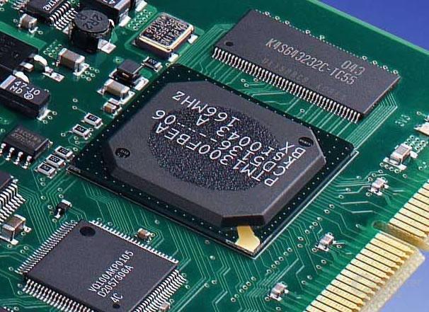 Der Steuer-Chip