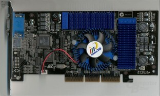 Inno3D GeForce3 Ti500 Front