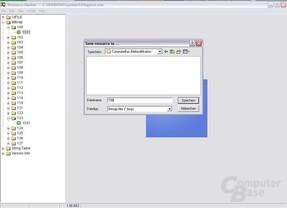 Nummer als Dateinamen wählen