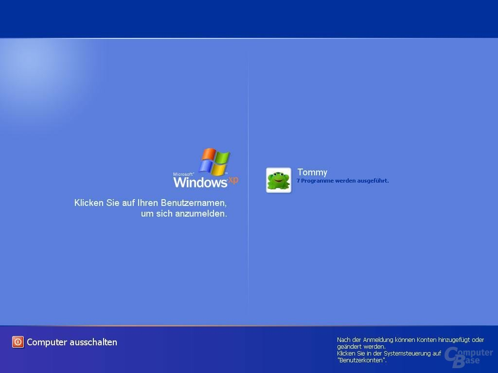 Windows XP Standard