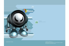Windows XP Logon Robot
