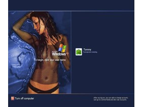 Windows XP Logon Lopez