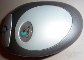 Logitech Dual Optical - hinten