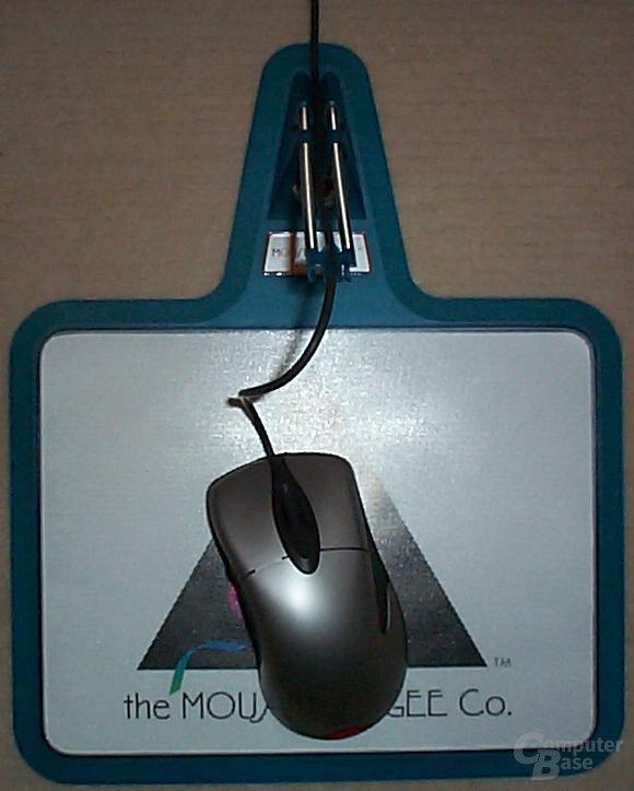 Crystal Pro mit Maus
