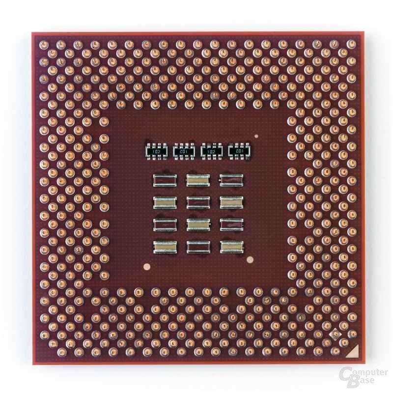 AMD Athlon XP Back